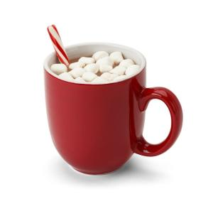 Hot cocoa red cup