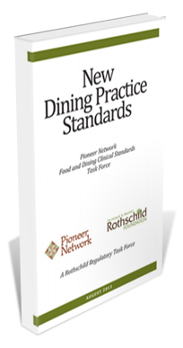 New Dining Practice Standards book