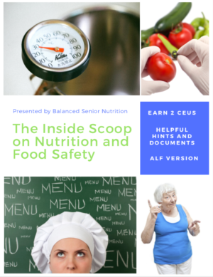 Inside Scoop on Nutrition and Food Safety