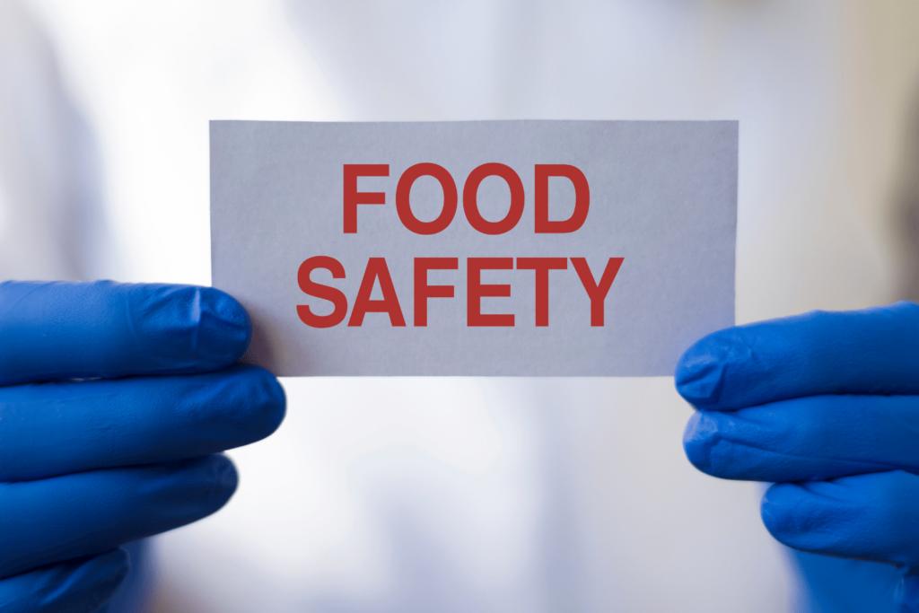 Safe Food Handling Practices Training Video or Ebook