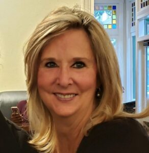 office manager Teri Harwell